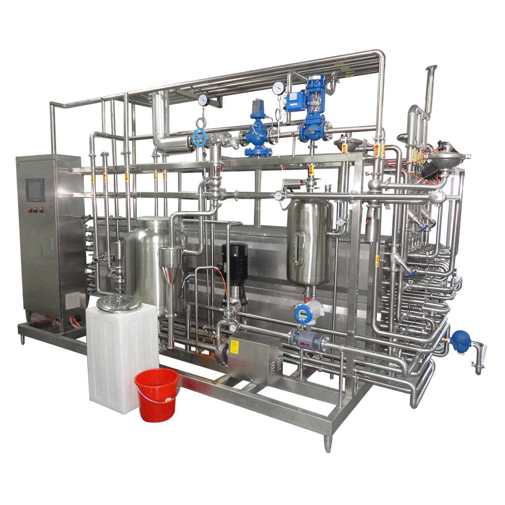 Tubular sterilizer