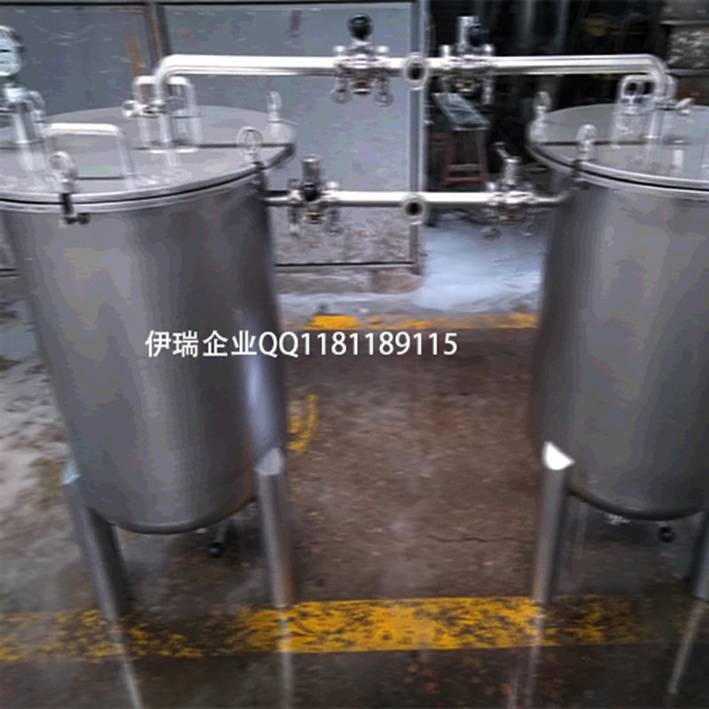 Stainless steel filter, filtration equipment, stainless steel heat exchanger